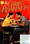 Cover for Girls' Romances (DC, 1950 series) #5