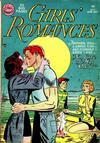 Cover for Girls' Romances (DC, 1950 series) #9
