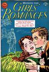 Cover for Girls' Romances (DC, 1950 series) #11