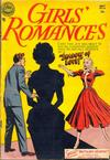 Cover for Girls' Romances (DC, 1950 series) #14