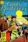 Cover for Girls' Romances (DC, 1950 series) #22