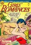Cover for Girls' Romances (DC, 1950 series) #28