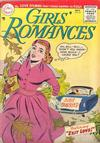 Cover for Girls' Romances (DC, 1950 series) #35