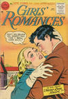 Cover for Girls' Romances (DC, 1950 series) #36