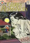 Cover for Girls' Romances (DC, 1950 series) #45