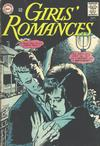 Cover for Girls' Romances (DC, 1950 series) #110