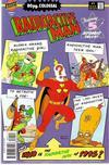 Cover for Radioactive Man (Bongo, 1995 series) #1