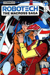 Cover for Robotech: The Macross Saga (Comico, 1985 series) #3