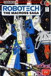 Cover for Robotech: The Macross Saga (Comico, 1985 series) #5