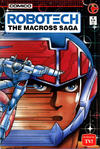 Cover for Robotech: The Macross Saga (Comico, 1985 series) #6