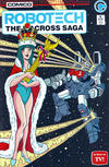 Cover for Robotech: The Macross Saga (Comico, 1985 series) #9