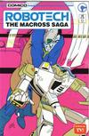 Cover for Robotech: The Macross Saga (Comico, 1985 series) #10