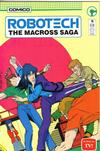 Cover for Robotech: The Macross Saga (Comico, 1985 series) #16