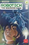 Cover for Robotech: The Macross Saga (Comico, 1985 series) #17