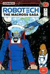 Cover for Robotech: The Macross Saga (Comico, 1985 series) #20