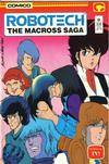 Cover for Robotech: The Macross Saga (Comico, 1985 series) #23