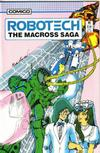 Cover for Robotech: The Macross Saga (Comico, 1985 series) #25