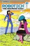 Cover for Robotech: The Macross Saga (Comico, 1985 series) #28