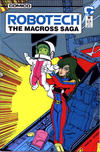 Cover for Robotech: The Macross Saga (Comico, 1985 series) #30