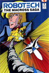 Cover for Robotech: The Macross Saga (Comico, 1985 series) #33