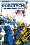 Cover for Robotech: The Macross Saga (Comico, 1985 series) #34
