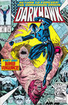 Cover for Darkhawk (Marvel, 1991 series) #21 [Direct]