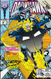Cover for Darkhawk (Marvel, 1991 series) #22 [Direct]