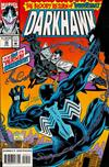 Cover for Darkhawk (Marvel, 1991 series) #35 [Direct Edition]
