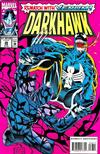 Cover for Darkhawk (Marvel, 1991 series) #36 [Direct Edition]