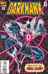 Cover for Darkhawk (Marvel, 1991 series) #50