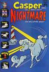 Cover for Casper & Nightmare (Harvey, 1964 series) #8