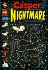 Cover for Casper & Nightmare (Harvey, 1964 series) #9
