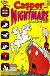 Cover for Casper & Nightmare (Harvey, 1964 series) #24