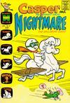 Cover for Casper & Nightmare (Harvey, 1964 series) #27