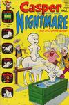 Cover for Casper & Nightmare (Harvey, 1964 series) #33
