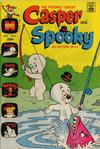 Cover for Casper and Spooky (Harvey, 1972 series) #4