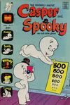 Cover for Casper and Spooky (Harvey, 1972 series) #5