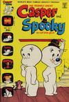 Cover for Casper and Spooky (Harvey, 1972 series) #7