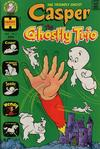 Cover for Casper and the Ghostly Trio (Harvey, 1972 series) #4