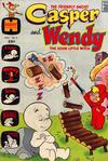 Cover for Casper and Wendy (Harvey, 1972 series) #2