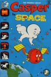 Cover for Casper in Space (Harvey, 1973 series) #6