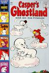 Cover for Casper's Ghostland (Harvey, 1959 series) #2