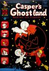 Cover for Casper's Ghostland (Harvey, 1959 series) #8
