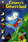 Cover for Casper's Ghostland (Harvey, 1959 series) #32