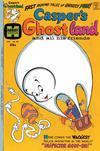 Cover for Casper's Ghostland (Harvey, 1959 series) #88