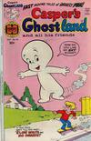 Cover for Casper's Ghostland (Harvey, 1959 series) #96
