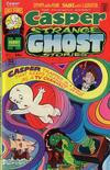 Cover for Casper Strange Ghost Stories (Harvey, 1974 series) #4
