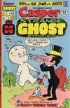 Cover for Casper Strange Ghost Stories (Harvey, 1974 series) #10
