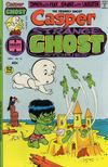 Cover for Casper Strange Ghost Stories (Harvey, 1974 series) #13