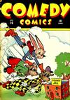 Cover for Comedy Comics (Marvel, 1942 series) #16